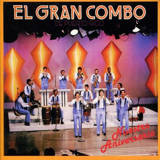 El Gran Combo de Puerto Rico альбом Nuestro Aniversario