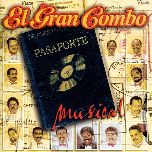 El Gran Combo de Puerto Rico альбом Pasaporte Musical