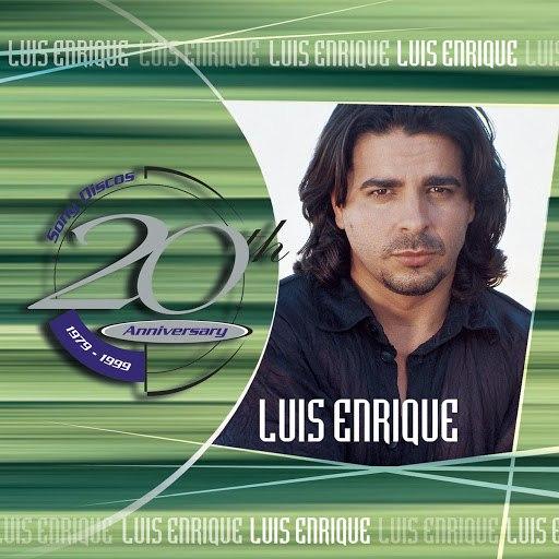 Luis Enrique альбом 20th Anniversary