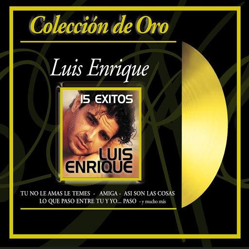 Luis Enrique альбом Coleccion de Oro