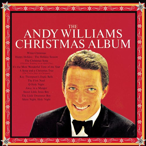 Andy Williams альбом The Andy Williams Christmas Album