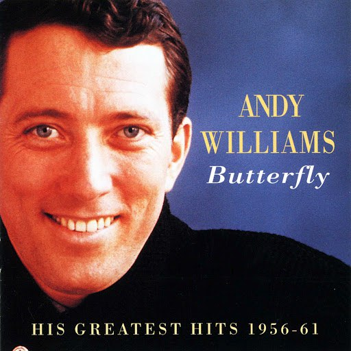 Andy Williams альбом Butterfly: His Greatest Hits 1956-61