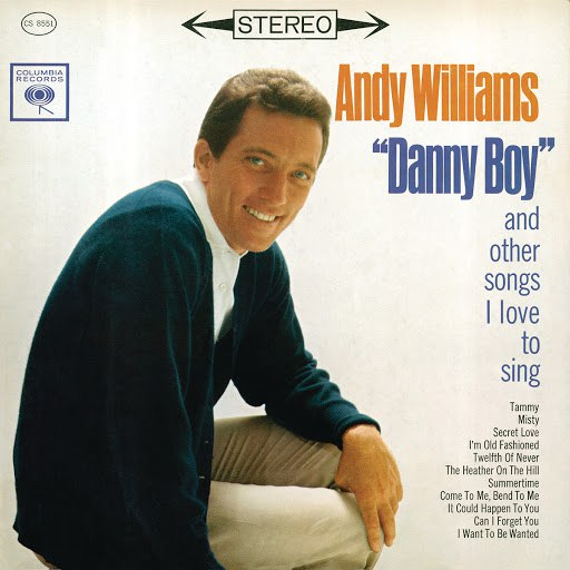 Andy Williams альбом Danny Boy
