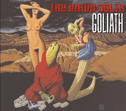 The Mars Volta альбом Goliath