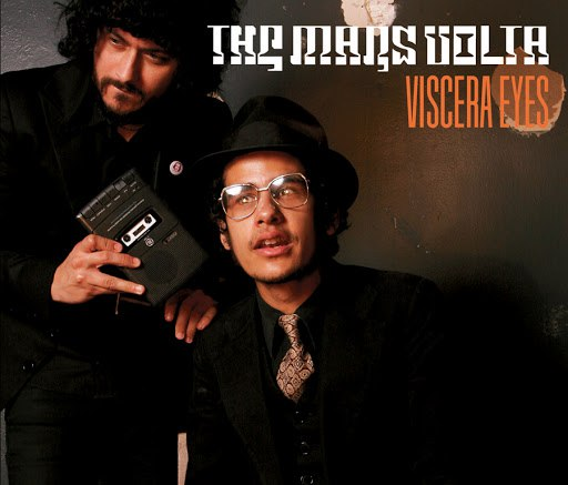 The Mars Volta альбом Viscera Eyes