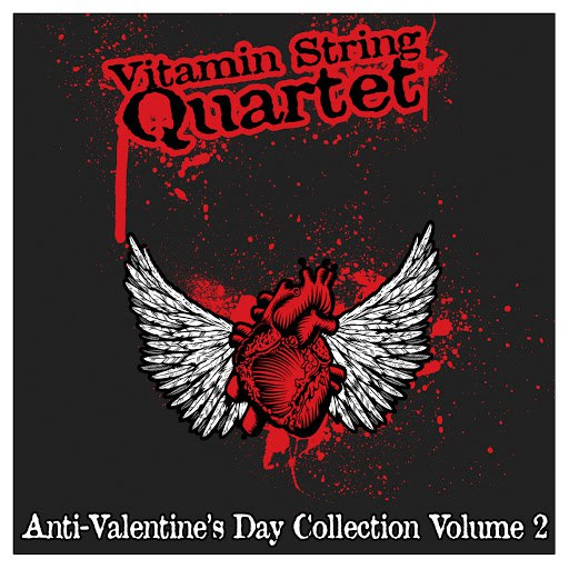 Vitamin String Quartet альбом The Emo Anti-Valentine's Day Collection Vol. 2