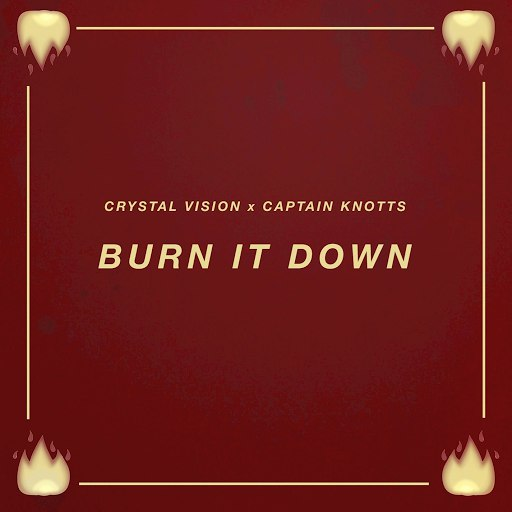 Crystal Vision альбом Burn It Down
