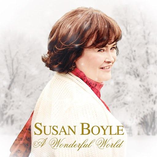 Susan Boyle альбом A Wonderful World