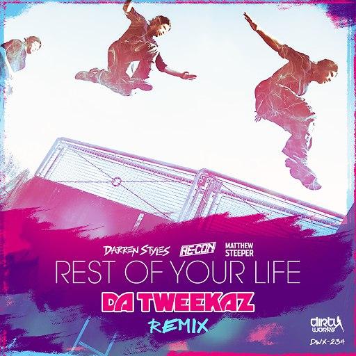 Darren Styles альбом Rest Of Your Life (Da Tweekaz Remix)