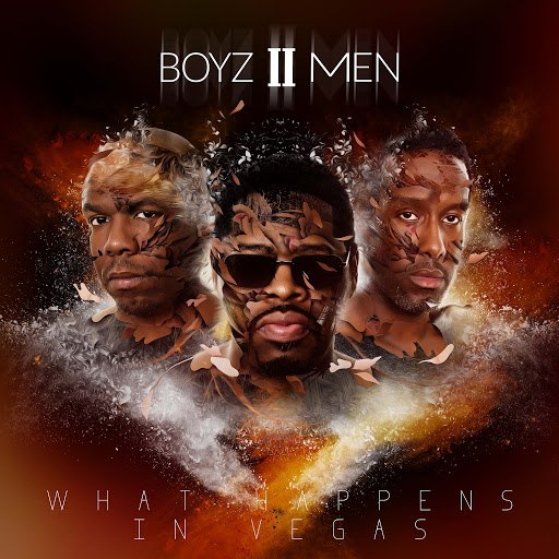 Boyz II Men альбом What Happens in Vegas