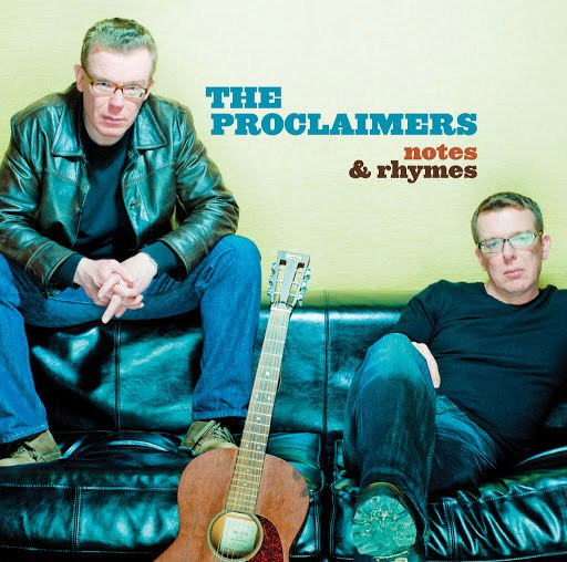 The Proclaimers альбом Notes & Rhymes
