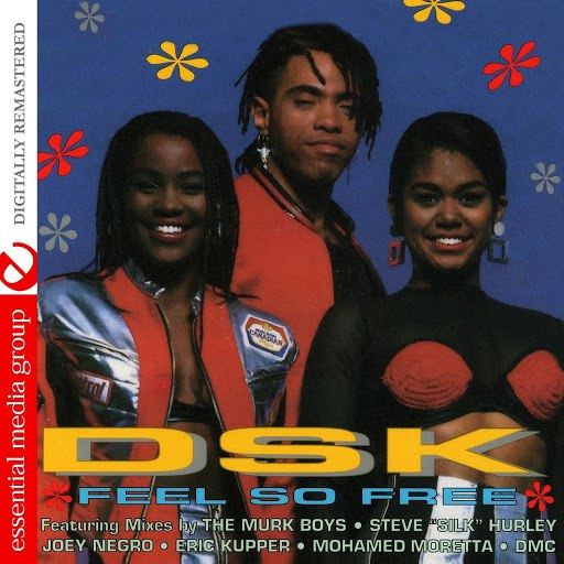 DSK альбом Feel So Free
