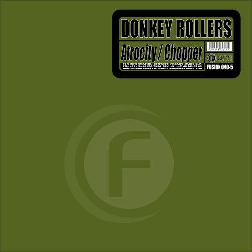 Donkey Rollers альбом Atrocity