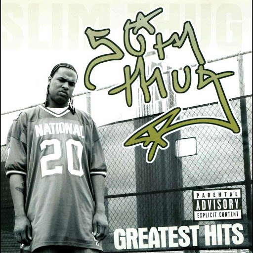 Slim Thug альбом Greatest Hits 98-03