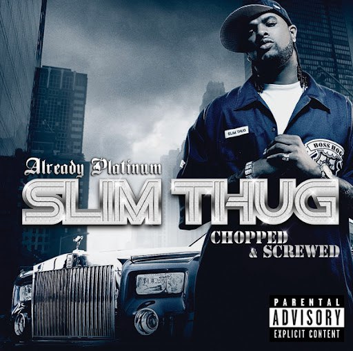 Slim Thug альбом Already Platinum (Chopped & Screwed)