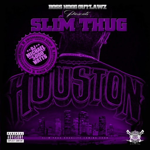 Slim Thug альбом Houston (Swishahouse Mix)