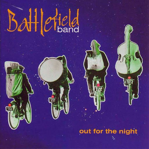 Battlefield Band альбом Out For The Night