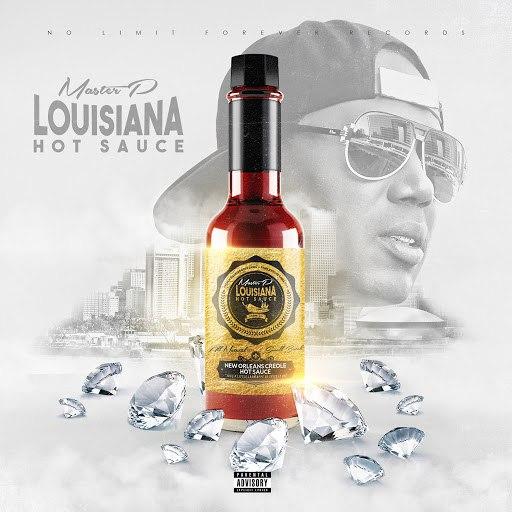 Master P альбом Louisiana Hot Sauce