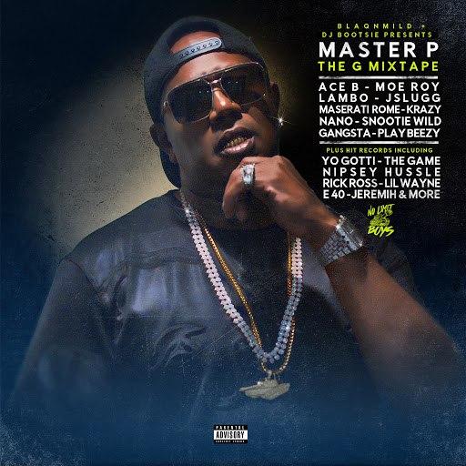 Master P альбом The G Mixtape