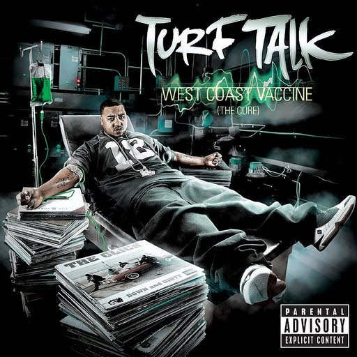 Turf Talk альбом Popo's(Feat. E-40)(Parental Advisory)