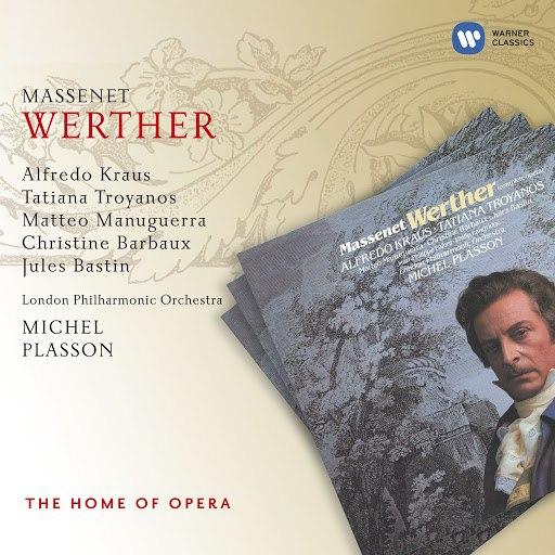 Jules Massenet альбом Massenet: Werther