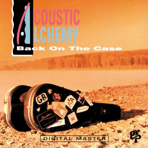 Acoustic Alchemy альбом Back On The Case