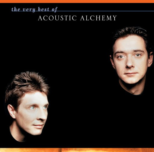 Acoustic Alchemy альбом The Very Best Of Acoustic Alchemy