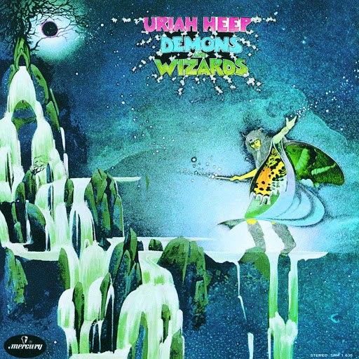 Uriah Heep альбом Demons and Wizards