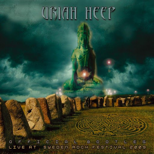 Uriah Heep альбом Official Bootleg: Live at Sweden Rock Festival 2009