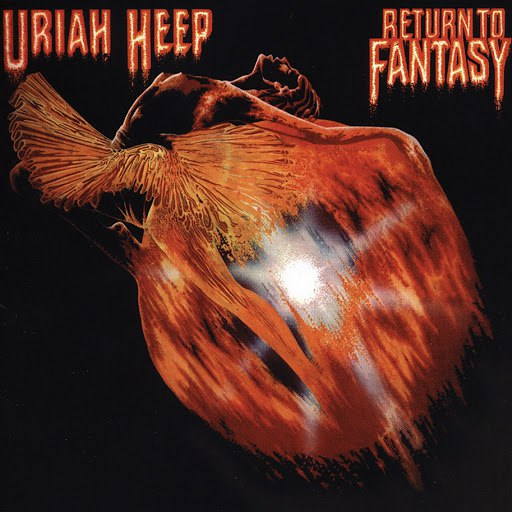 Uriah Heep альбом Return to Fantasy (Deluxe Edition)