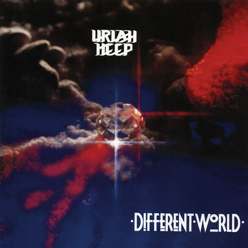 Uriah Heep альбом Different World (Expanded Deluxe Edition)
