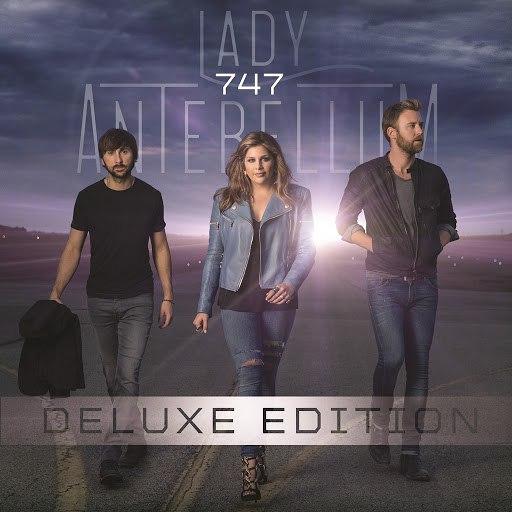 Lady Antebellum альбом 747 (Deluxe)