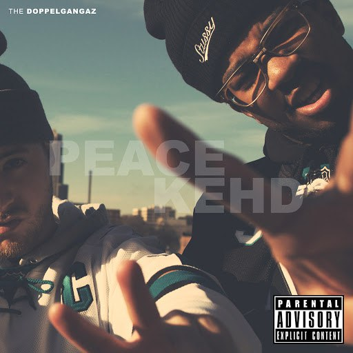 The Doppelgangaz альбом Peace Kehd