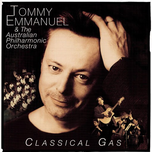 Tommy Emmanuel альбом Classical Gas