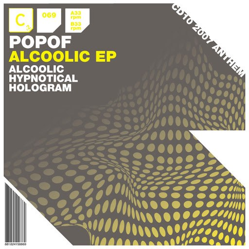 Popof альбом Alcoolic