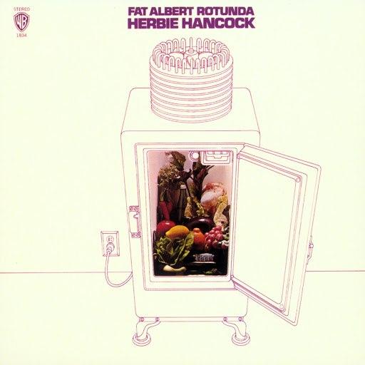 Herbie Hancock альбом Fat Albert Rotunda