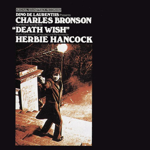 Herbie Hancock альбом Death Wish: Original Soundtrack Album
