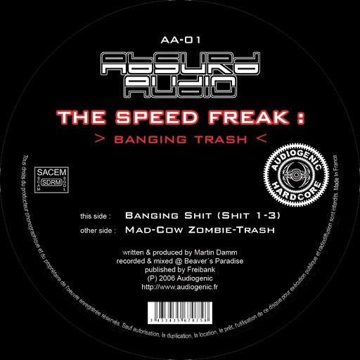 The Speed Freak альбом Bang Your Head