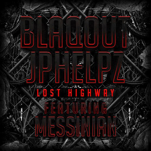 JPhelpz альбом Lost Highway (feat. Messinian)