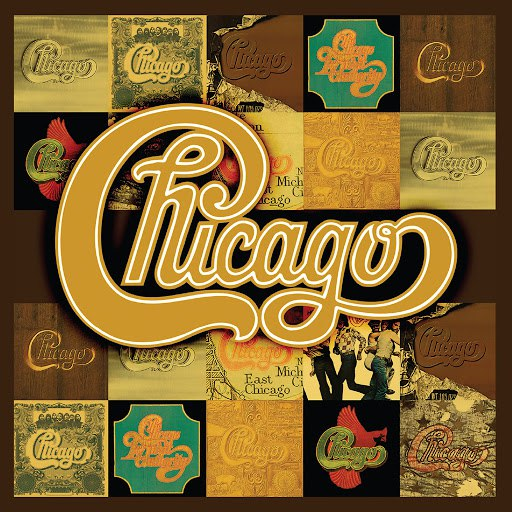Альбом Chicago The Studio Albums 1969-1978 (Vol. 1)