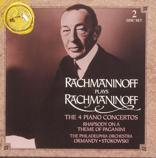 Sergei Rachmaninoff альбом Rachmaninoff: The Four Piano Concertos; Rhapsody on a Theme of Paganini