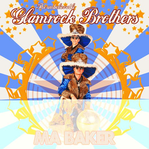 Glamrock Brothers альбом Ma Baker