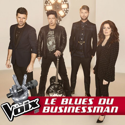Isabelle Boulay альбом La Voix III: Le blues du businessman