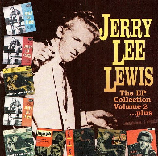Jerry Lee Lewis альбом The EP Collection Volume 2