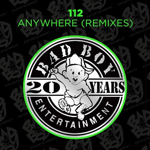 112 альбом Anywhere (Remix)