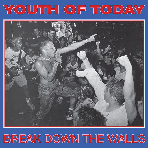 Youth Of Today альбом Break Down the Walls