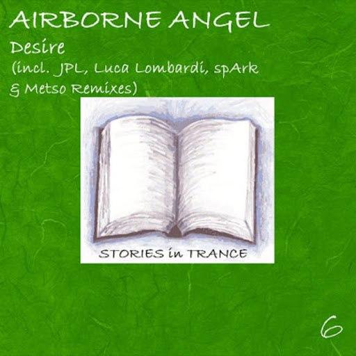 Airborne Angel альбом Desire