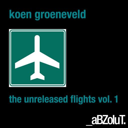 Koen Groeneveld альбом The Unreleased Flights vol.1