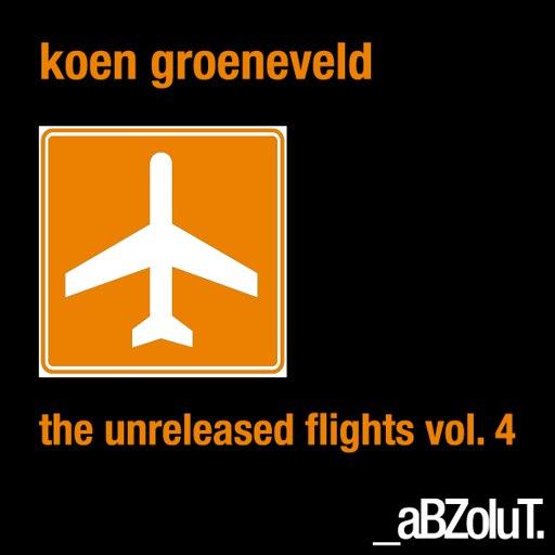 Koen Groeneveld альбом The Unreleased Flights Vol.4