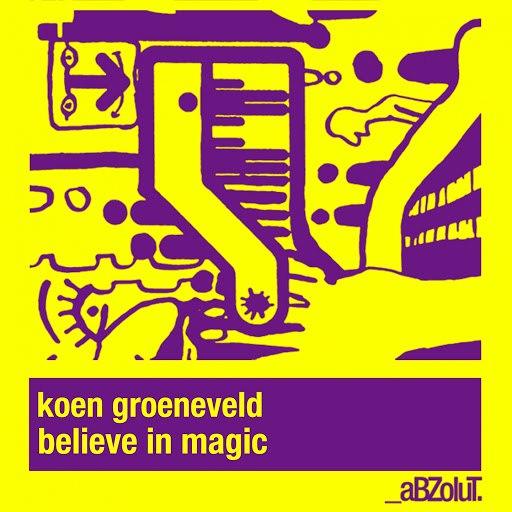 Koen Groeneveld альбом Believe in Magic